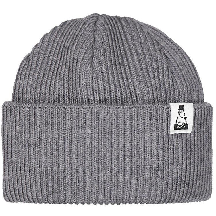 Sniff Beanie Grey - Moomin x Makia - The Official Moomin Shop