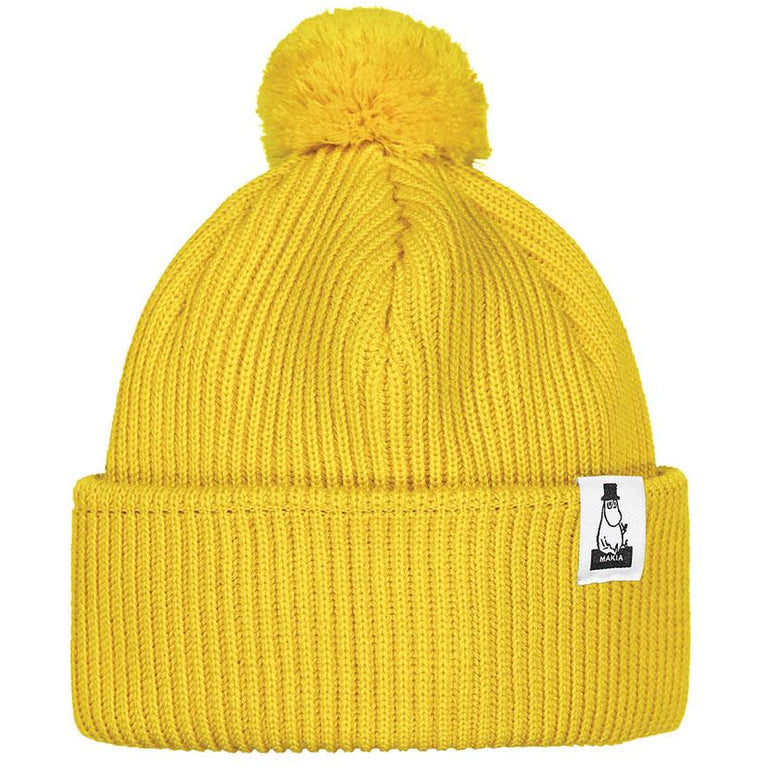 Snork Beanie Yellow - Moomin x Makia - The Official Moomin Shop