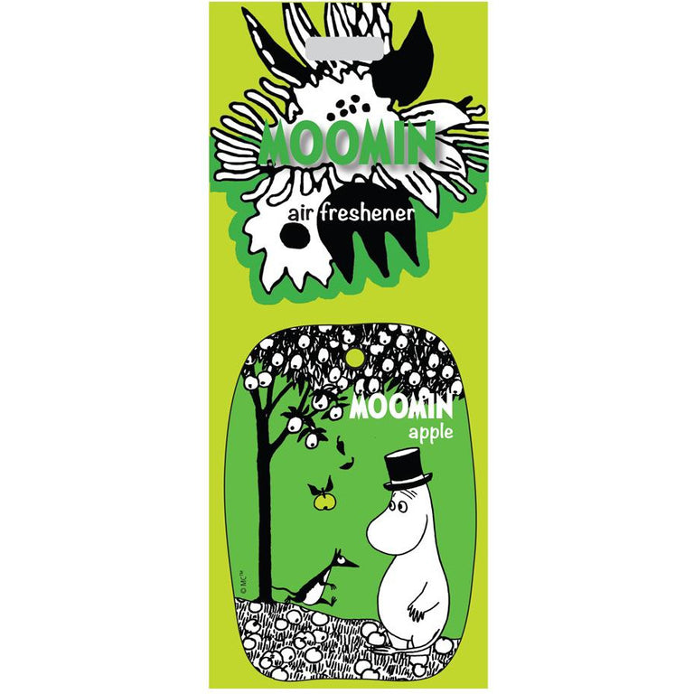 Moomin Air Freshener - Apple - The Official Moomin Shop