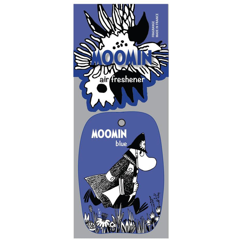 Moomin Air Freshener - Blue - The Official Moomin Shop