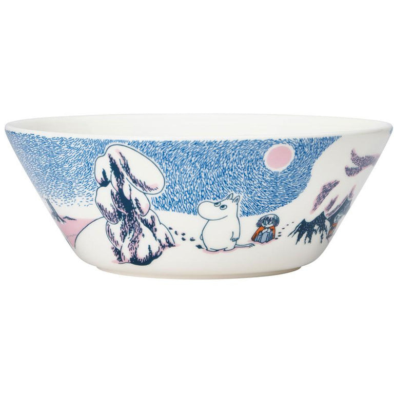 Moomin Winter Bowl 2019 – Crown Snow-Load - The Official Moomin Shop