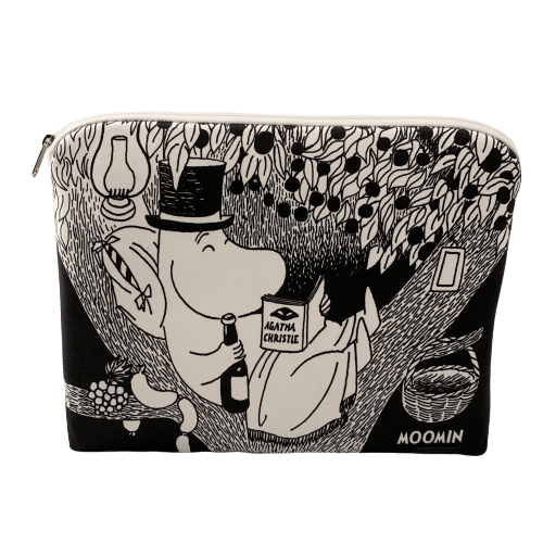 Moominpappa in tree Tablet Pouch - Aurora Decorari - The Official Moomin Shop