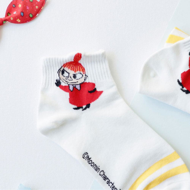 Little My socks - The Official Moomin Shop