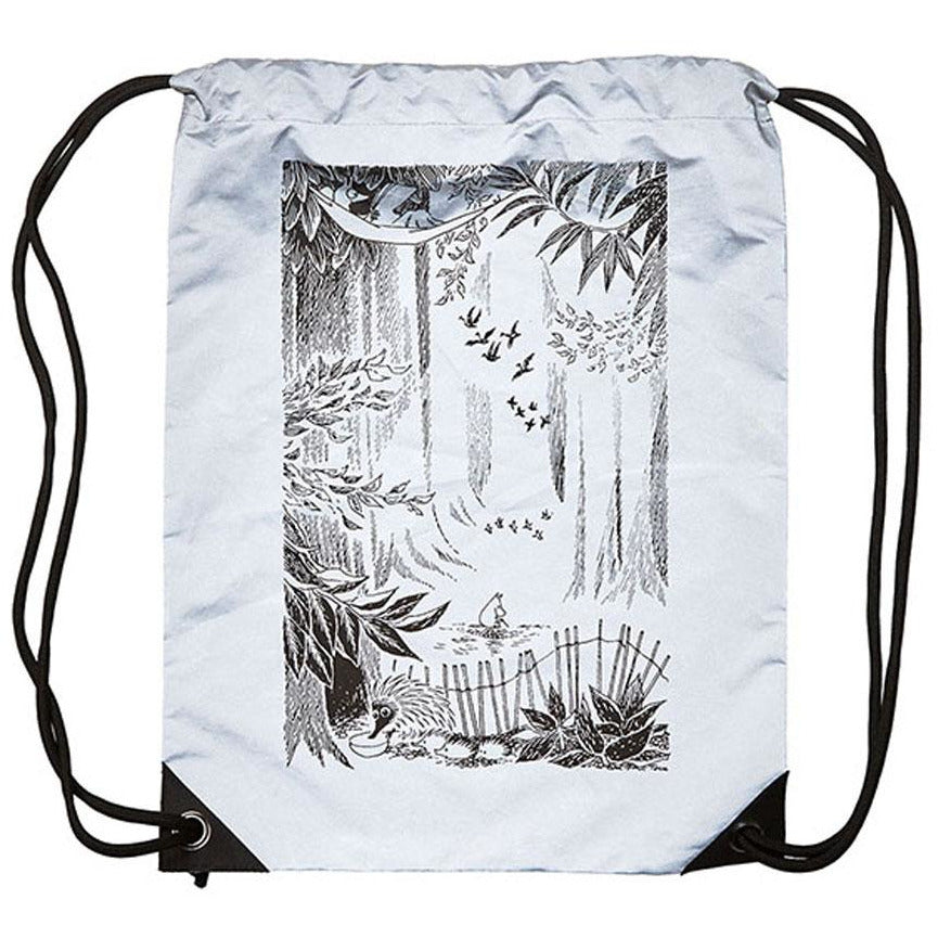 "Moomin ""Forest"" Reflective Backpack - Piironki - The Official Moomin Shop"