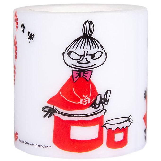 Little My Candle  8cm - Muurla - The Official Moomin Shop