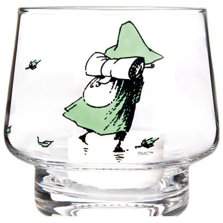 Moomin Originals Candle Holder The Journey by Muurla 8cm - The Official Moomin Shop