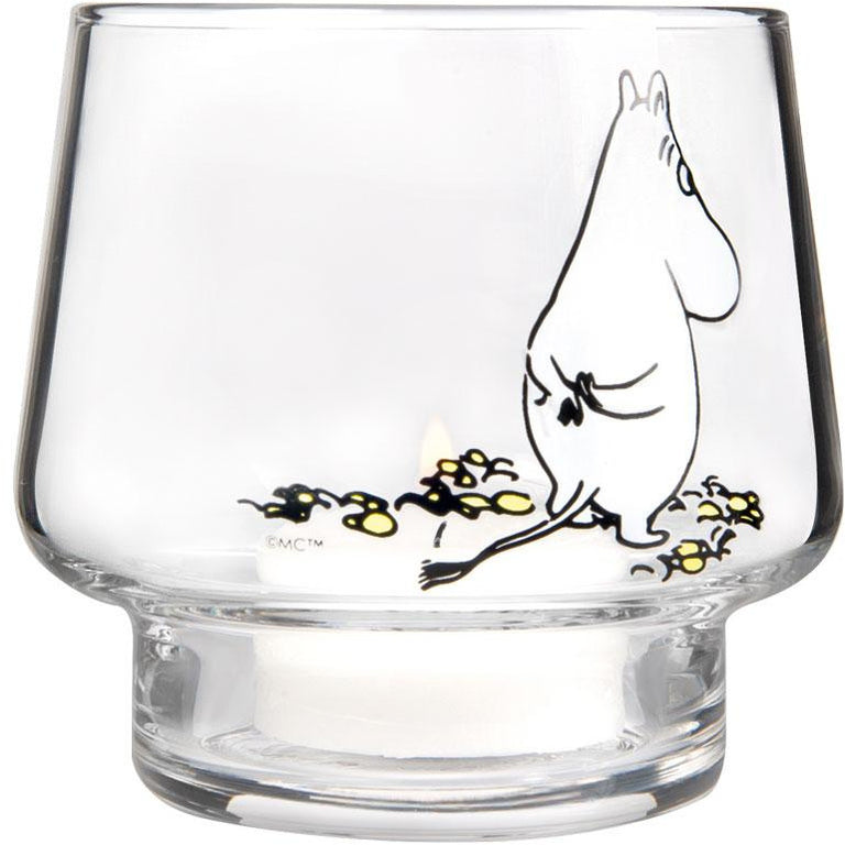 Moomin Originals Candle Holder The Wait by Muurla 8cm - The Official Moomin Shop