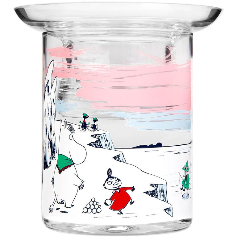 Moomin Winter Candle Holder by Muurla - The Official Moomin Shop
