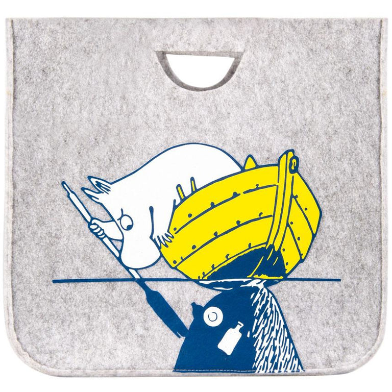 #OURSEA Moomin Storage Basket  - Muurla - The Official Moomin Shop