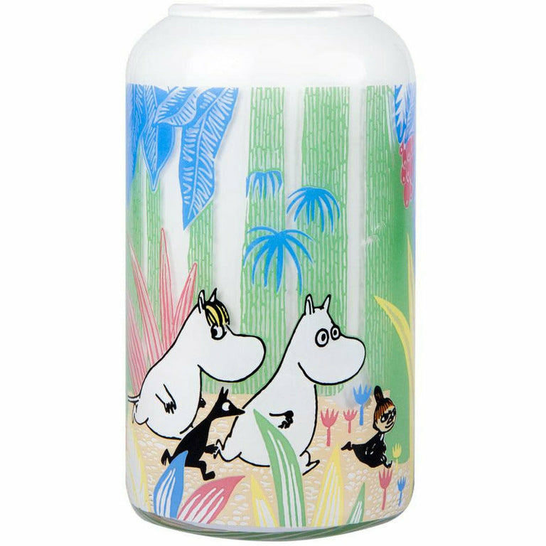 "Moomin ""in the Jungle"" Vase - Muurla - The Official Moomin Shop"
