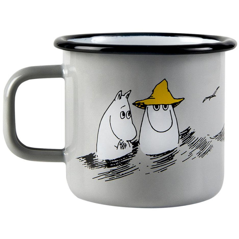 Friends mug - Moomin x Makia - The Official Moomin Shop