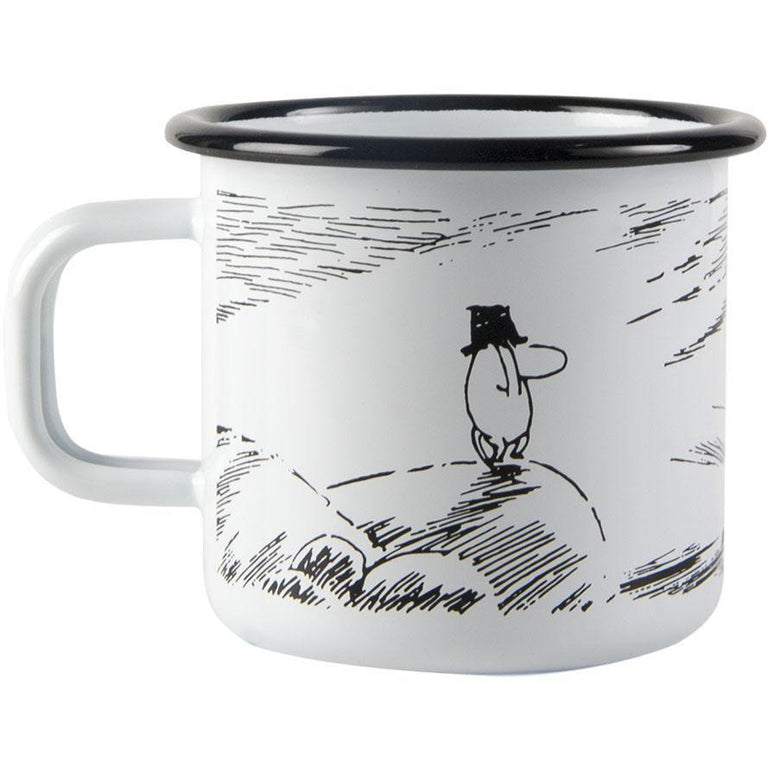 Solitude mug - Moomin x Makia - The Official Moomin Shop
