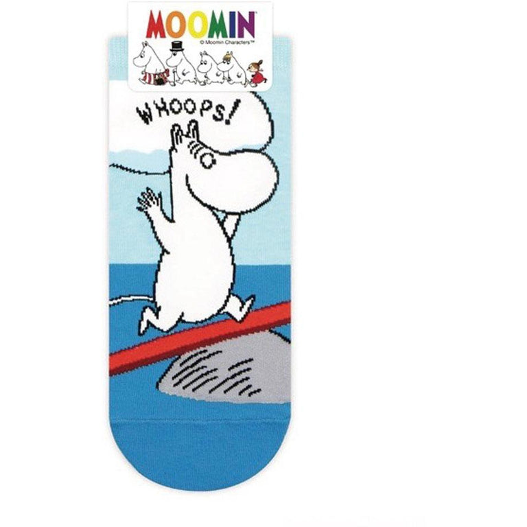 Moomintroll comic socks - The Official Moomin Shop