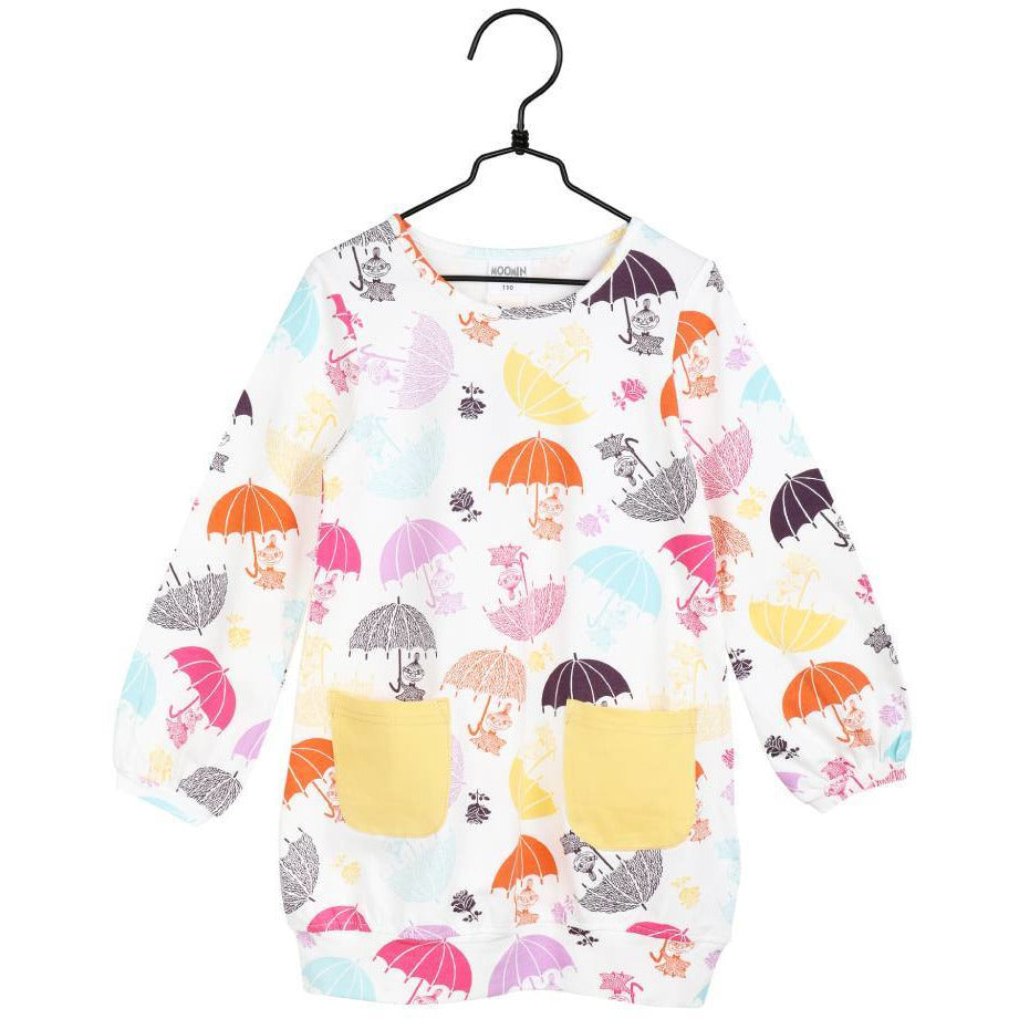 Tunic White Umbrellas - Martinex - The Official Moomin Shop