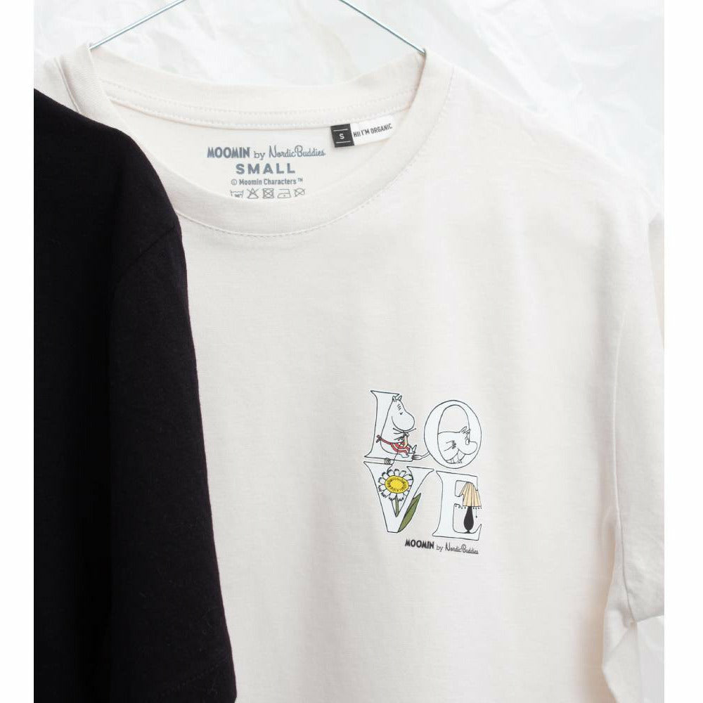 Moomin Love T-shirt - Nordicbuddies - The Official Moomin Shop