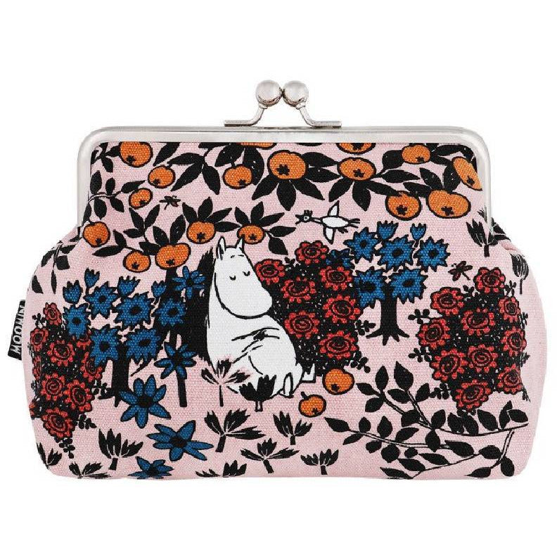 Moomin Purse Large Berry Rose - Martinex - The Official Moomin Shop