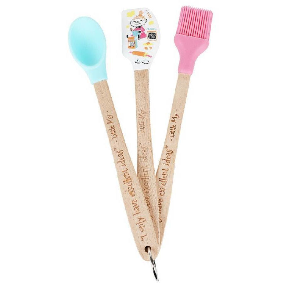 Little My Silicone Baking Tools Set - Martinex - The Official Moomin Shop
