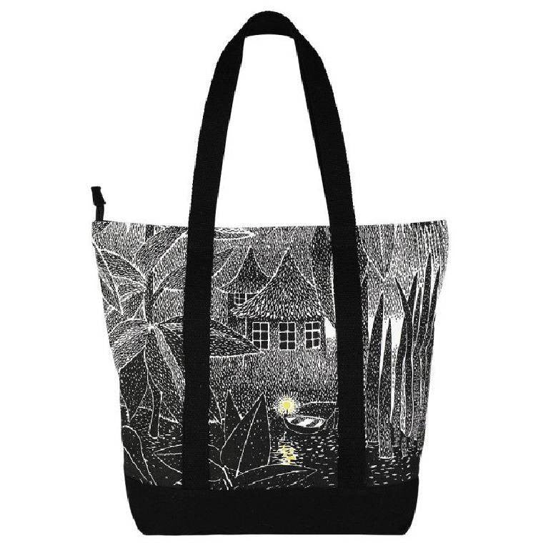 Moomin Mist Shopping Bag - Martinex - The Official Moomin Shop