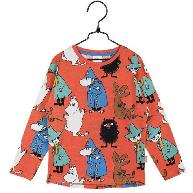 Guard Turn Shirt - Martinex - The Official Moomin Shop