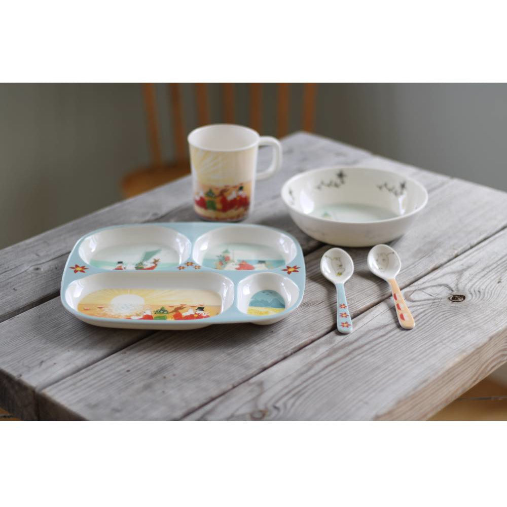 Moomin #OURSEA Tray Family - Rätt Start - The Official Moomin Shop