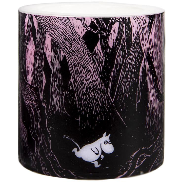 "Moomin Originals ""The Rush"" Candle 8cm - Muurla - The Official Moomin Shop"