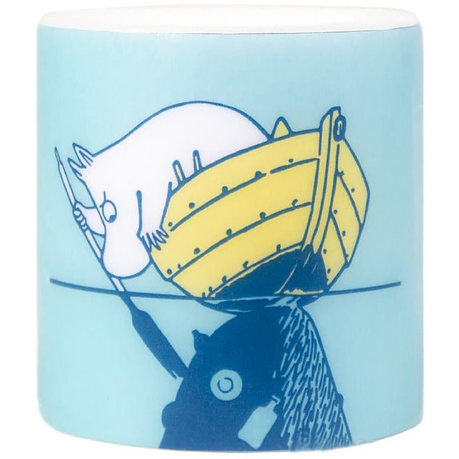 #OURSEA Moomintroll & Snufkin Candle 8cm - Muurla - The Official Moomin Shop