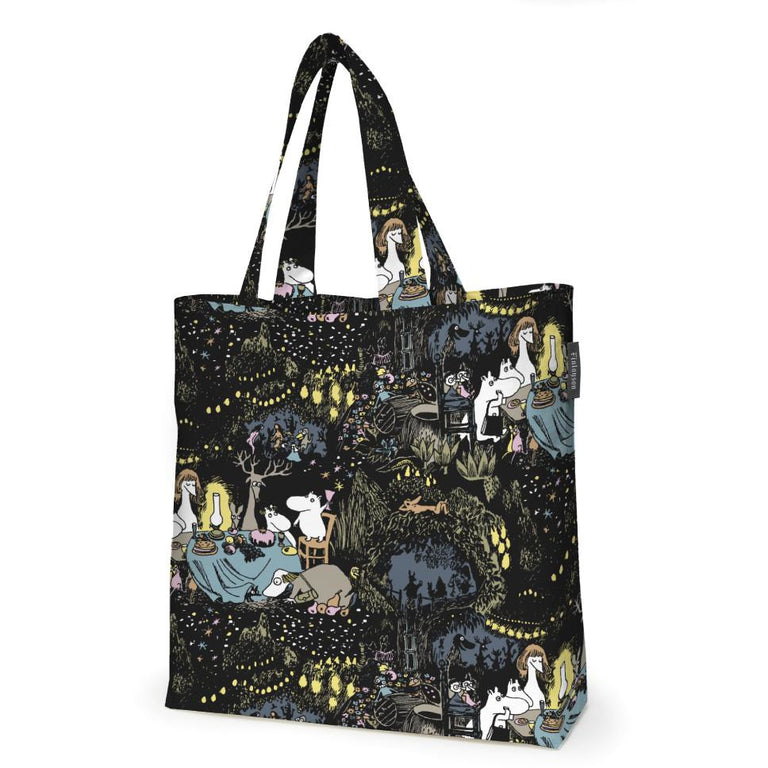 "Moomin ""Star"" shopping Bag -  Finlayson - The Official Moomin Shop"