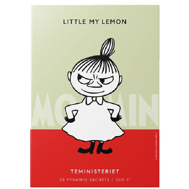 Moomin Little My Lemon Pyramid - Teministeriet - The Official Moomin Shop