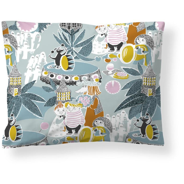 "Moomin ""Story"" Pillow Cover 50 x 60 cm - Finlayson - The Official Moomin Shop"