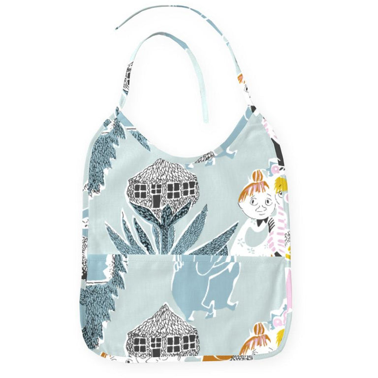 Moomin Story Bib - Finlayson - The Official Moomin Shop