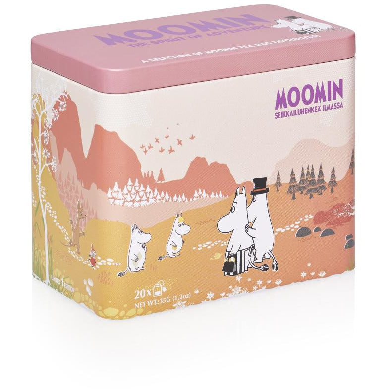 "#OURSEA Moomin Bagged Tea ""The Spirit of Adventure"" - Nordqvist - The Official Moomin Shop"