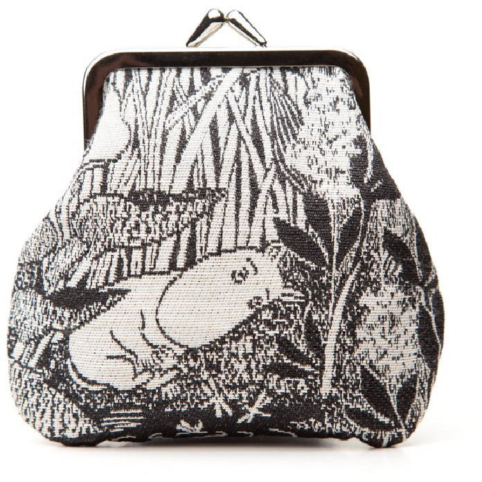 Moomintroll dreaming Purse - Aurora Decorari - The Official Moomin Shop