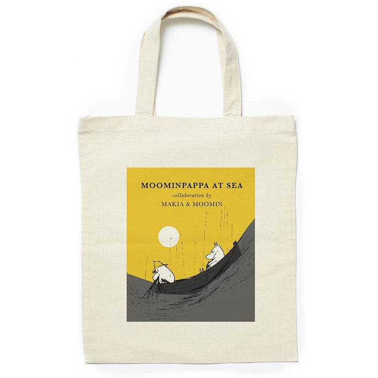 Sea Tote Bag - Moomin x Makia - The Official Moomin Shop