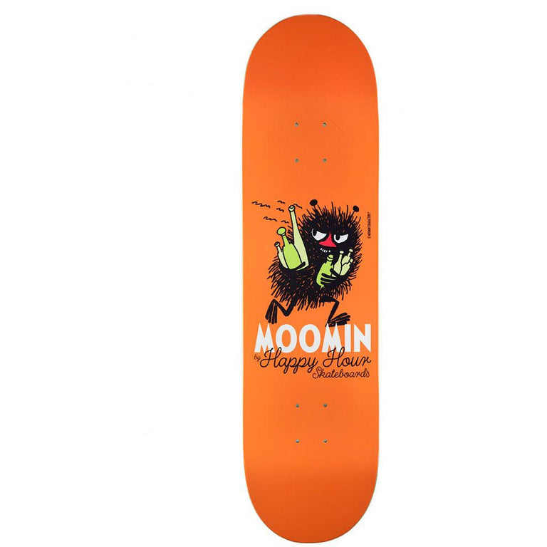 MOOMIN x Happy Hour Skateboards - The Stinky - The Official Moomin Shop