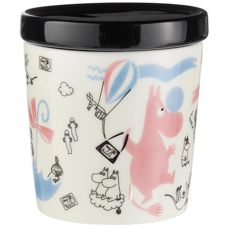 Exclusive Moomin Stockmann jar by Arabia - The Official Moomin Shop