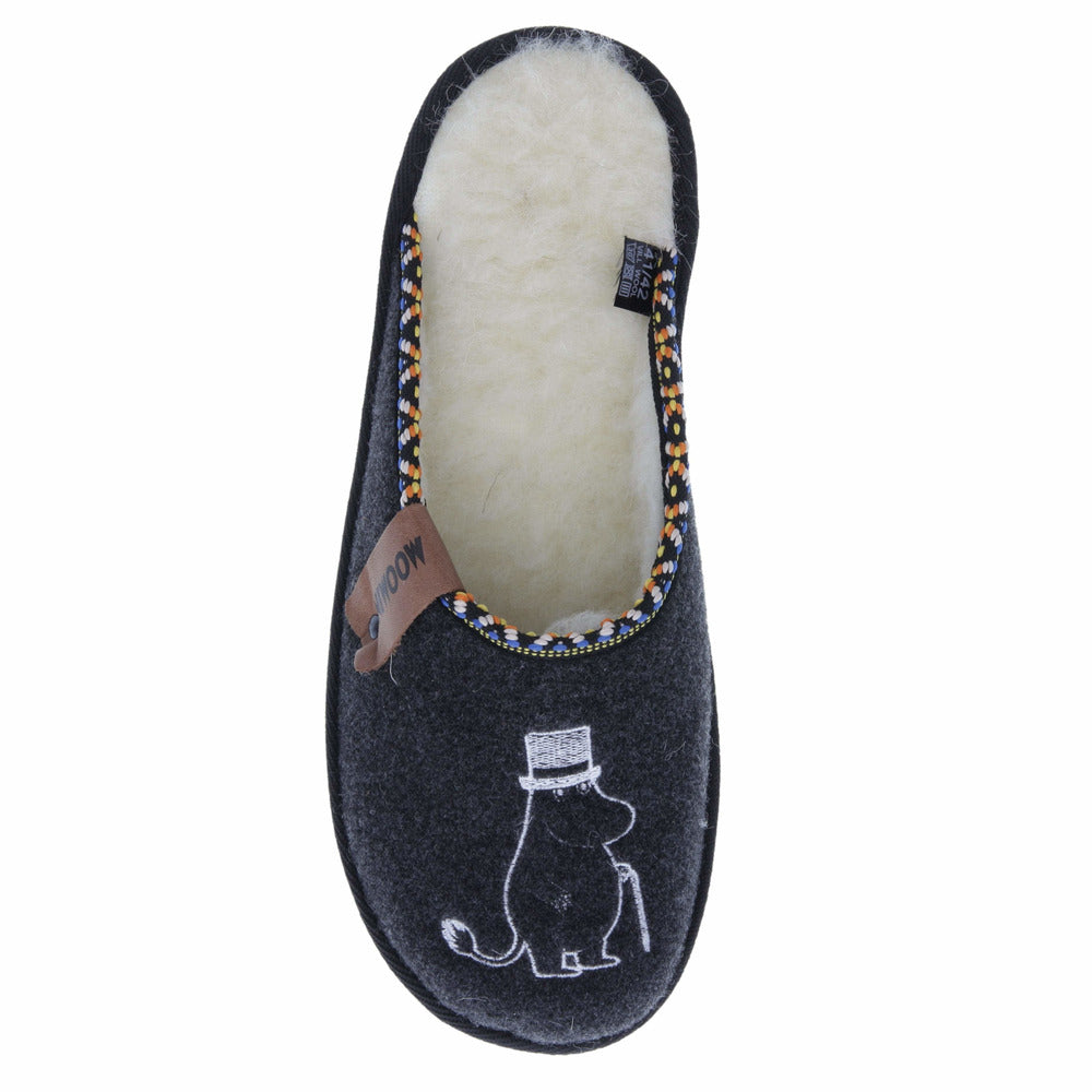 Moominpappa slippers - Muumitossut - The Official Moomin Shop