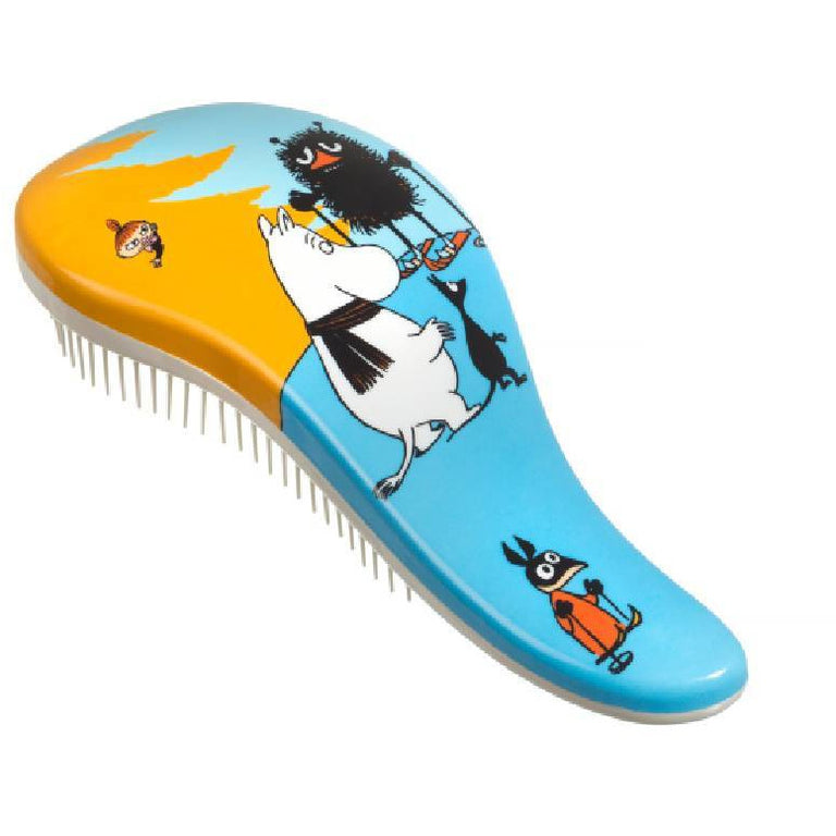 "Moomin ""Winter day"" Brush - Salon24 - The Official Moomin Shop"