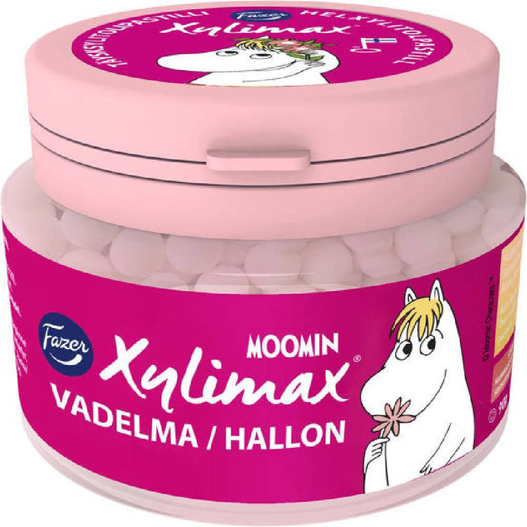 Snorkmaiden Xylimax Pastille - Fazer - The Official Moomin Shop
