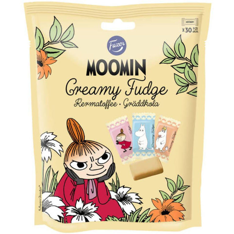 Little My creamy Fudge - Fazer - The Official Moomin Shop