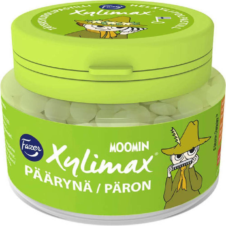 Snufkin Xylimax Pastille - Fazer - The Official Moomin Shop