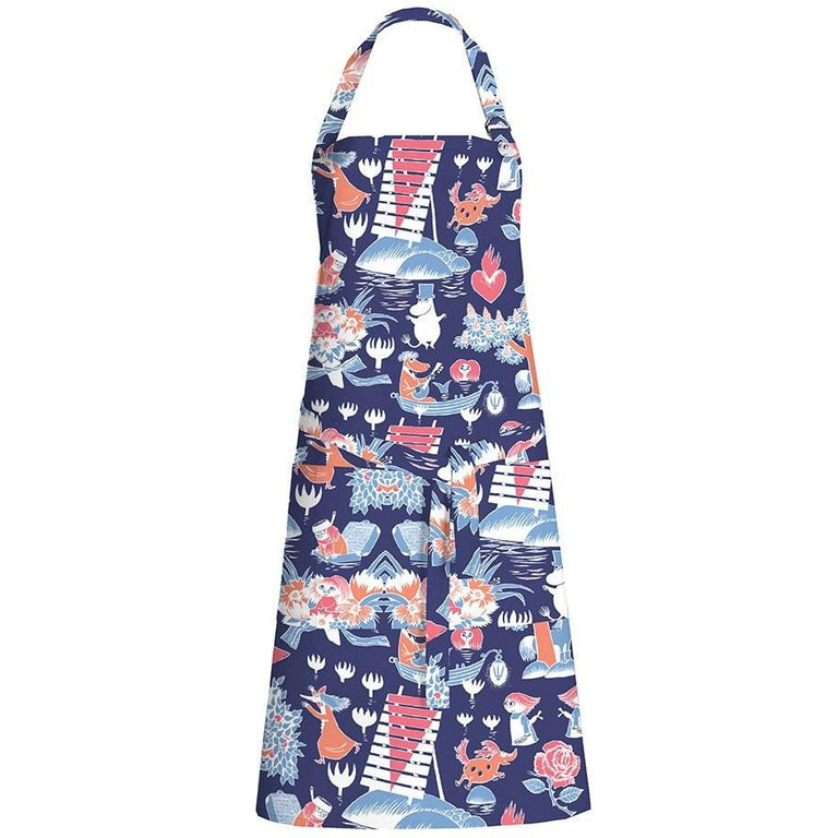 Magic Moomin apron by Finlayson - The Official Moomin Shop