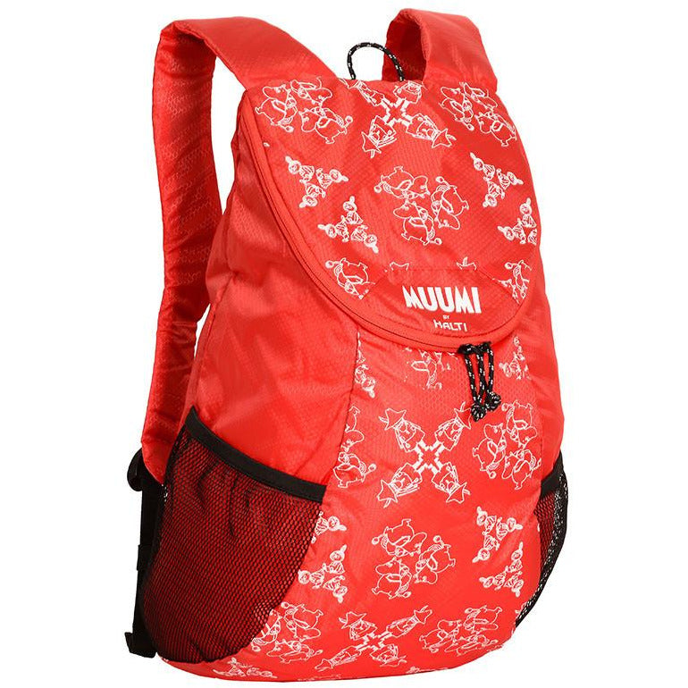 Halti Moomin backpack red - The Official Moomin Shop