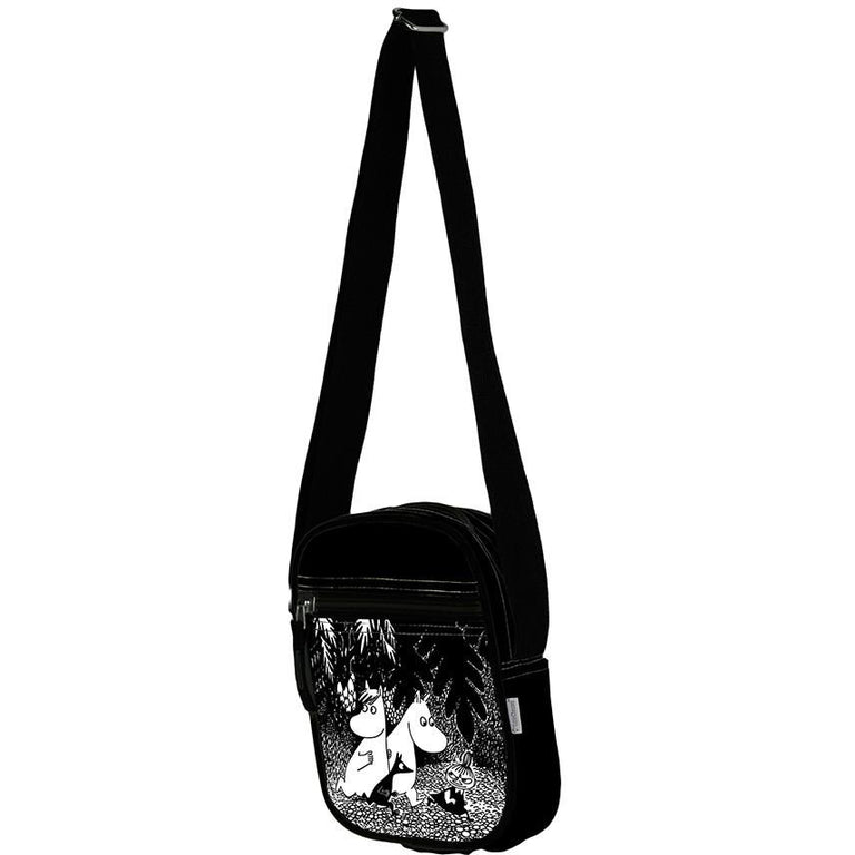 Moomin in the woods Shoulder bag by Cassinna - The Official Moomin Shop