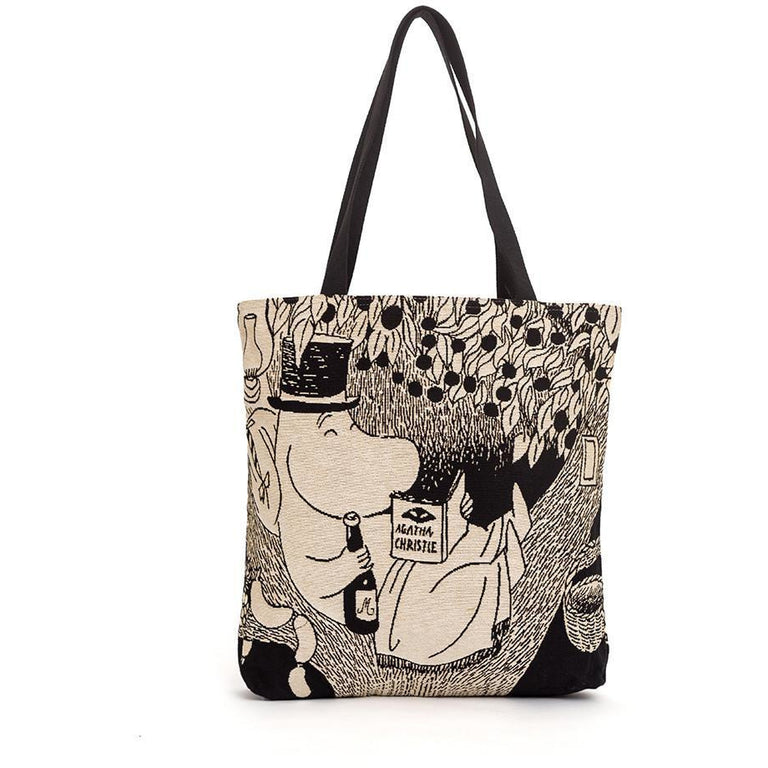 Moominpappa gobelin bag by Aurora Decorari - The Official Moomin Shop