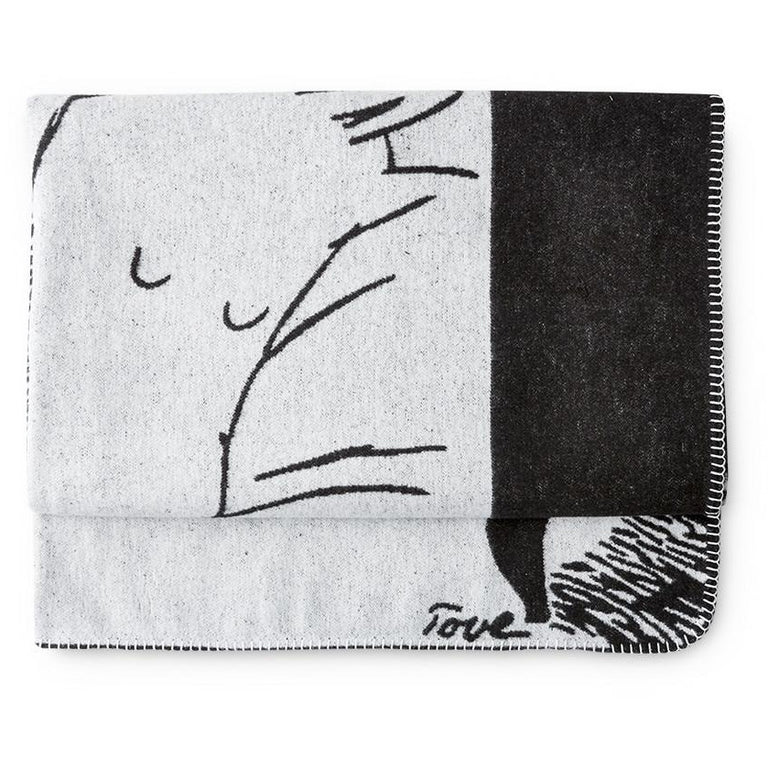 Night Moomin blanket by Finlayson - The Official Moomin Shop