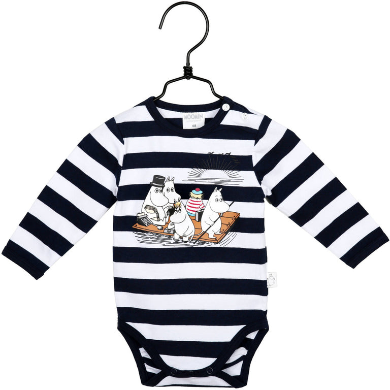 Moomin Sea bodysuit by Martinex - The Official Moomin Shop