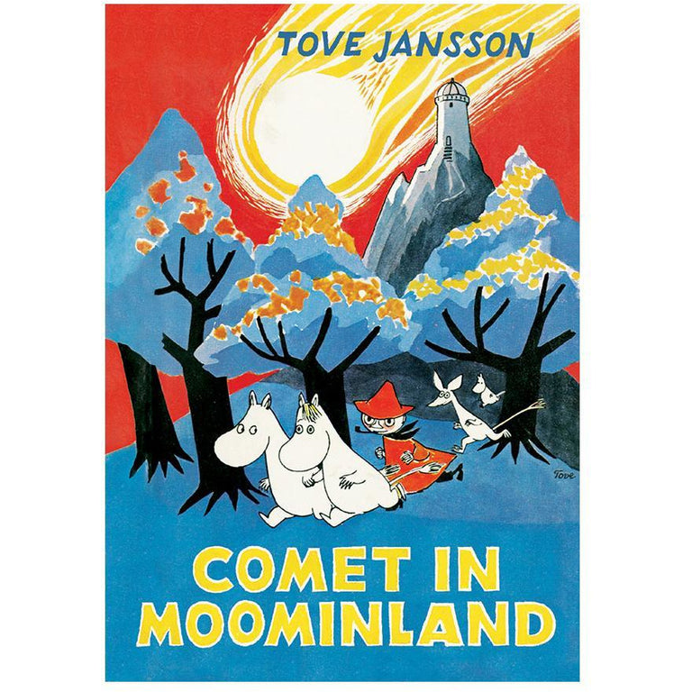 Comet in Moominland Collectors' Edition - Sort of Books - The Official Moomin Shop