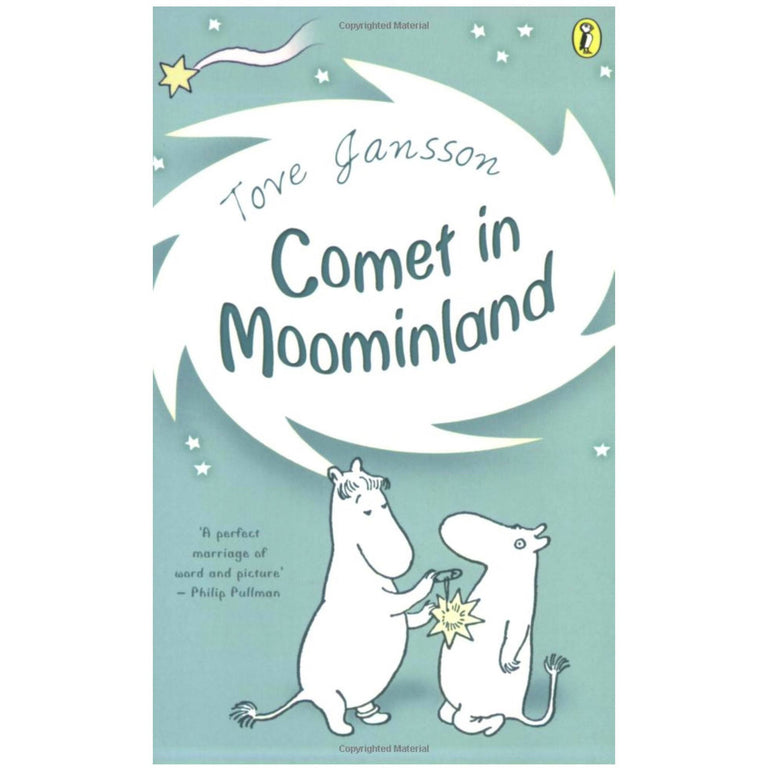 Comet in Moominland (PB Fiction) - The Official Moomin Shop