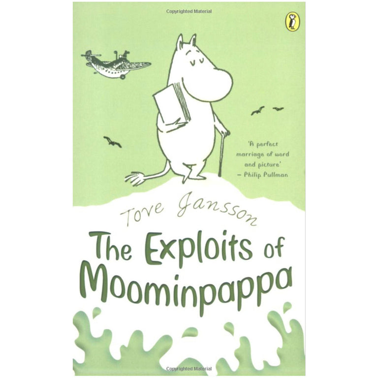 Exploits of Moominpappa (Paperback) - The Official Moomin Shop