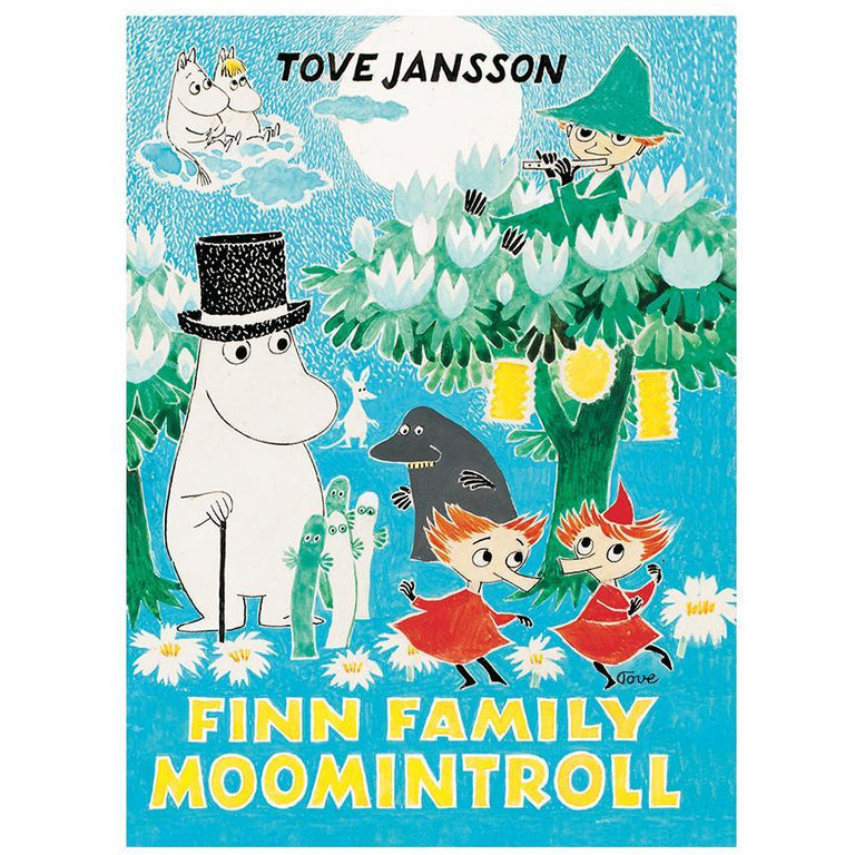 Finn Family Moomintroll Collectors' Edition - Sort of Books - The Official Moomin Shop